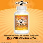 One A Day Womens Multivitamin/Multimineral