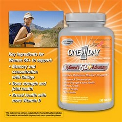 One A Day Womens 50+ Advantage