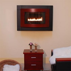 Wall Mounted Vent-free Gas Fireplace