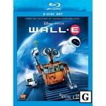 WALL-E Blu-Ray DVD 2-Disc