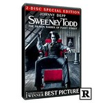 Sweeney Todd DVD Special Edition