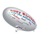 Megatech Party Blimp RC 4-Channel Electric Ready-To-Fly Blimp