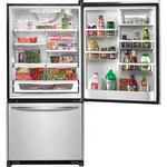 Whirlpool Bottom Mount Stainless Steel Refrigerator
