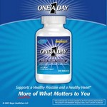 One A Day Mens Health Formula