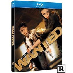 Wanted Blu-Ray DVD