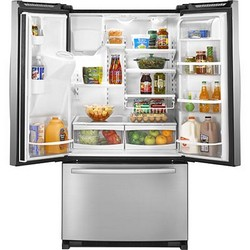 Whirlpool French Door Satina Refrigerator