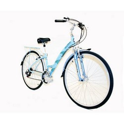 15-Inch Kettler Pulse Firenze Womens Bike - Periwinkle
